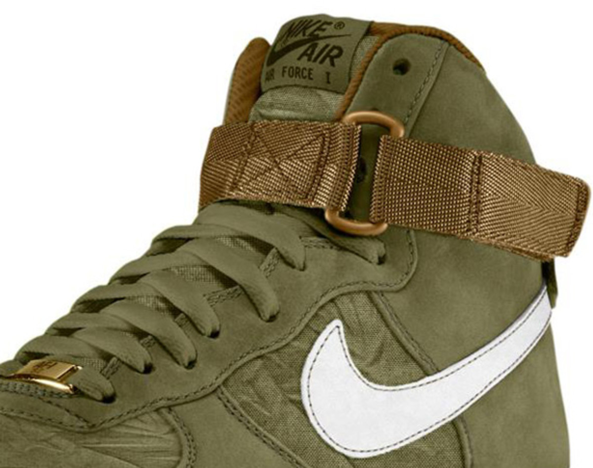 NIKEiD Air Force 1 iD 10th Mountain Division Design Options ... f2ce4c3c7
