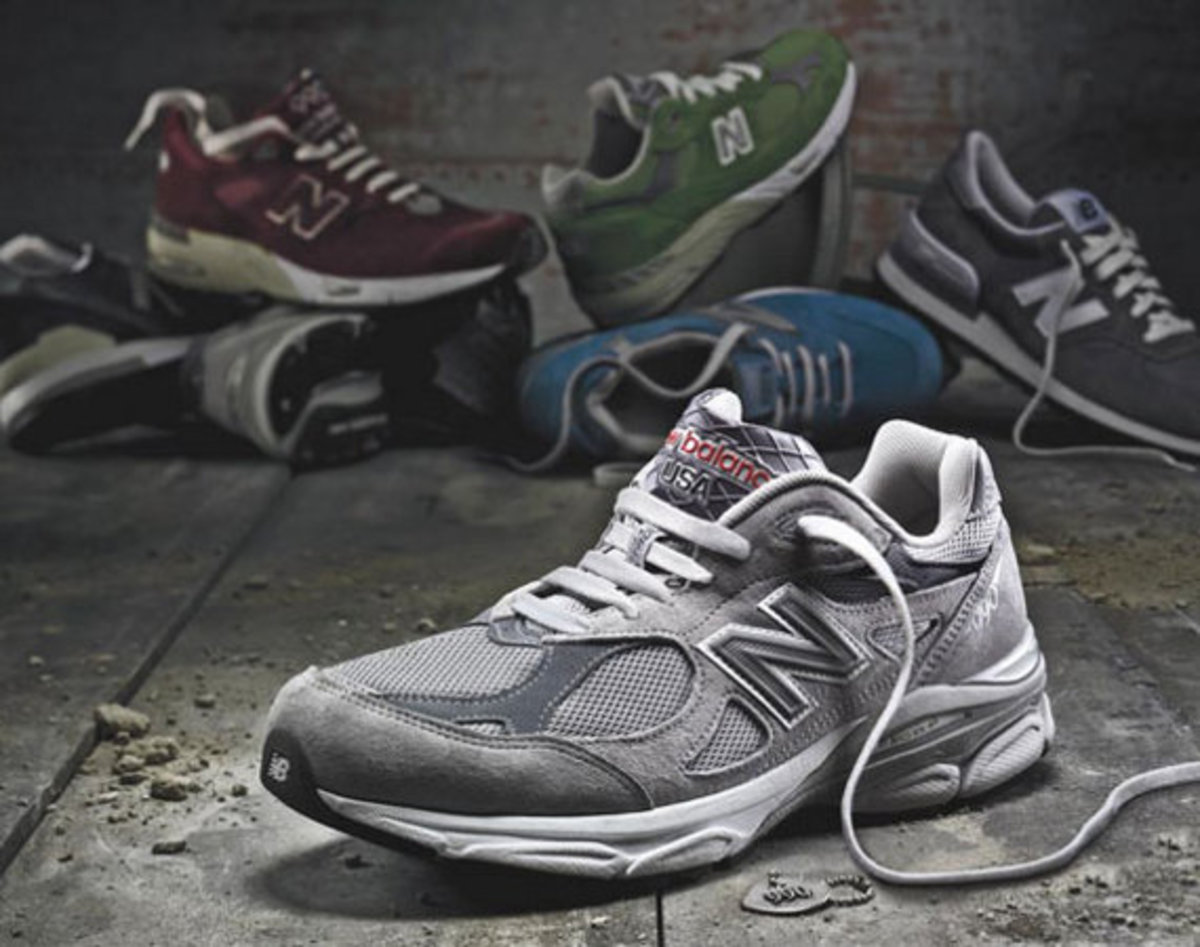 buy online e5850 bc802 New Balance 990 Renewed - Freshness Mag