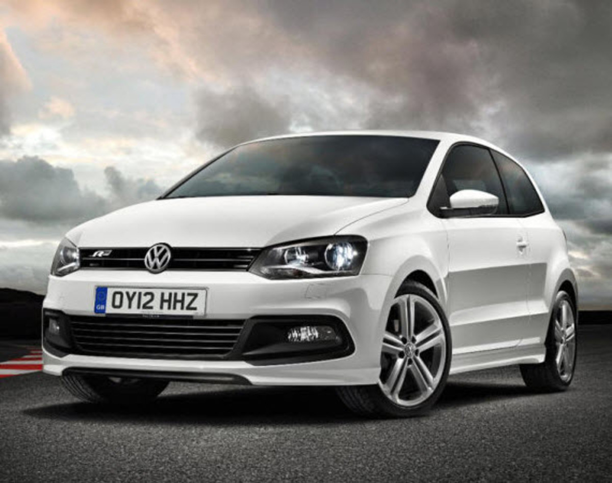 volkswagen polo r line freshness mag. Black Bedroom Furniture Sets. Home Design Ideas