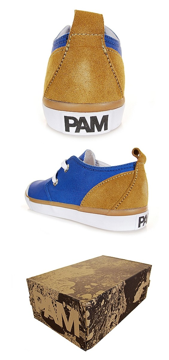 Perks and Mini (PAM) - Canvas Sneakers Collection