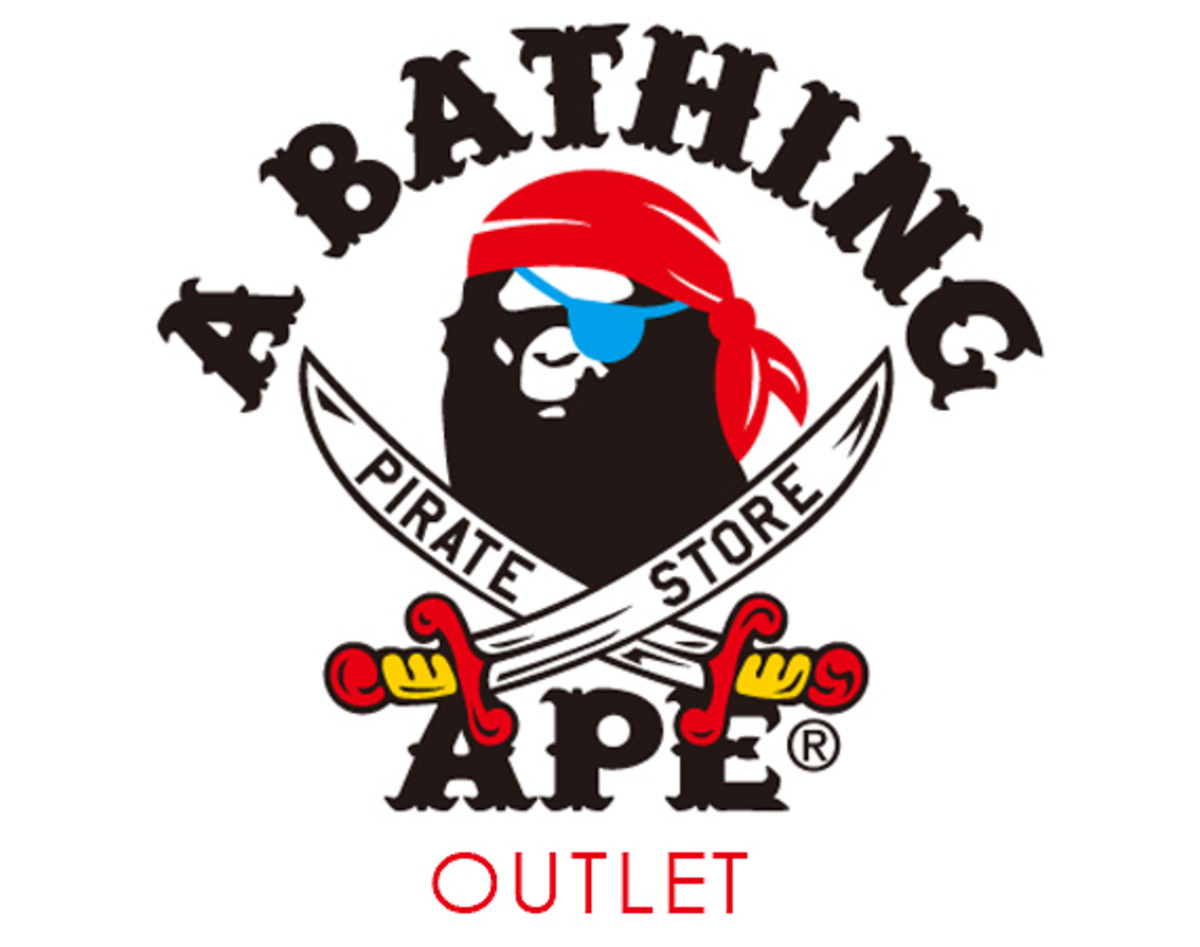9532f4123527 A Bathing Ape - Pirate Store Online Pop-Up Shop on ZOZOTOWN ...