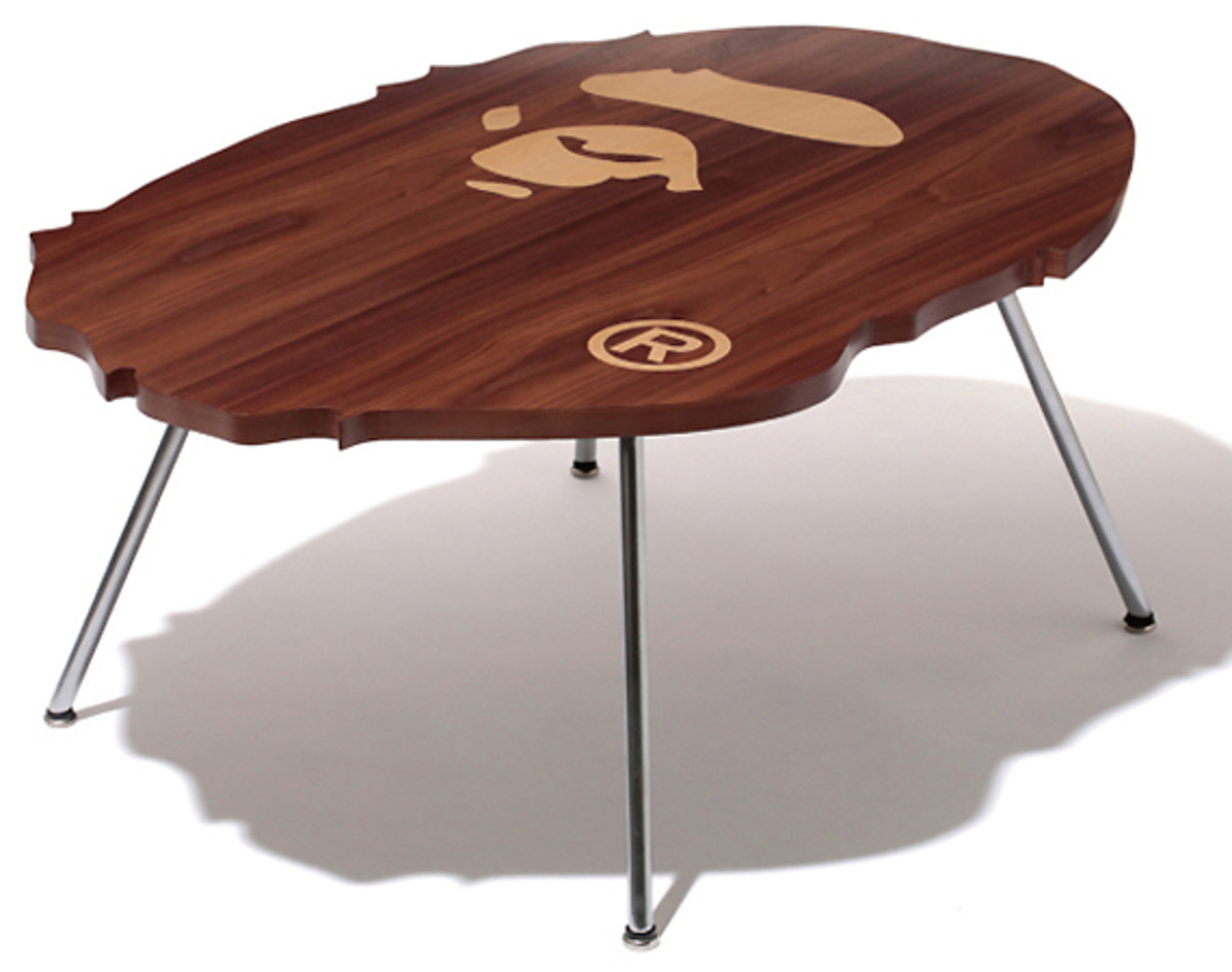 A Bathing Ape Modernica Furniture Collection 02