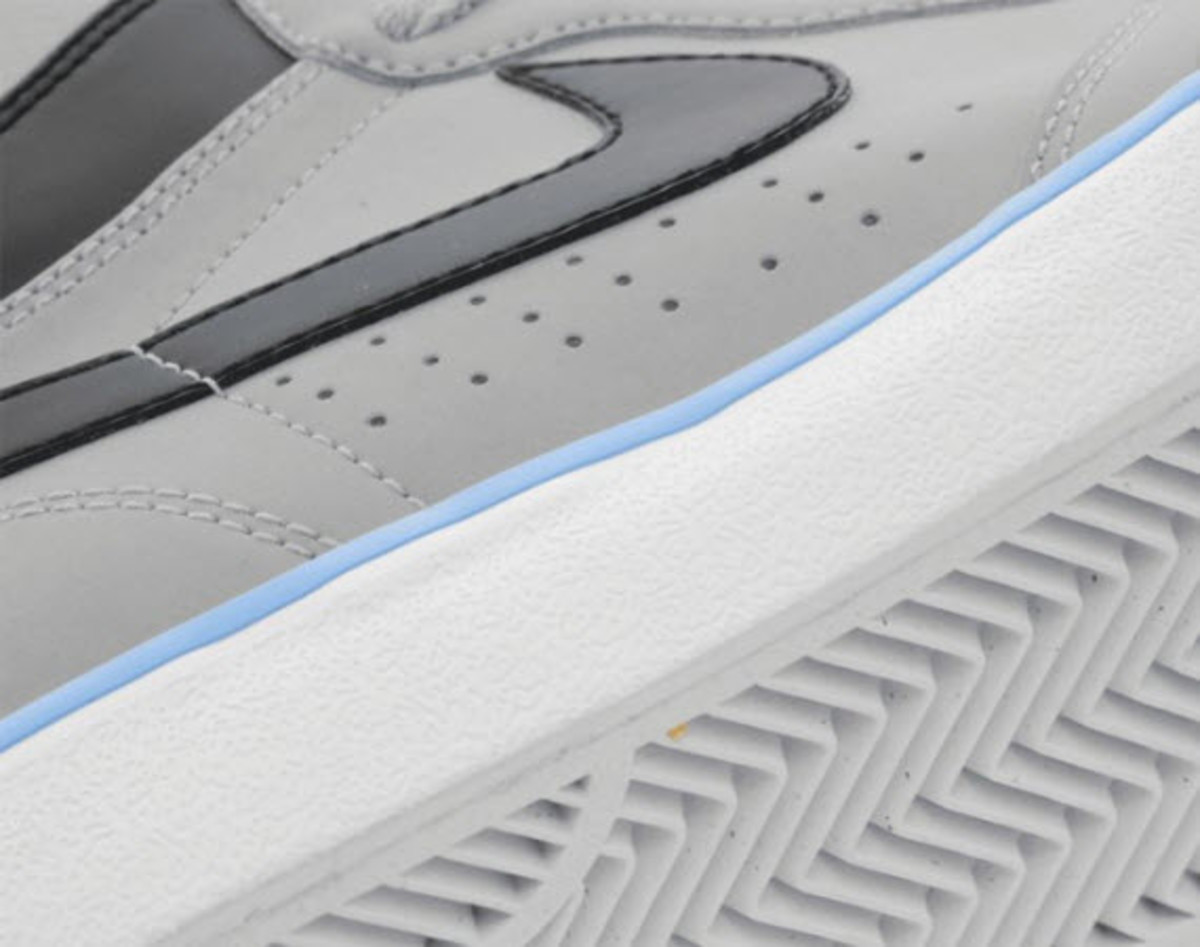 promo code 840c7 a5724 The Court Force AC is an old school silhouette that just got a modern  make-over by Nike Sportswear. Instead of revamping the technology behind  the shoe, ...