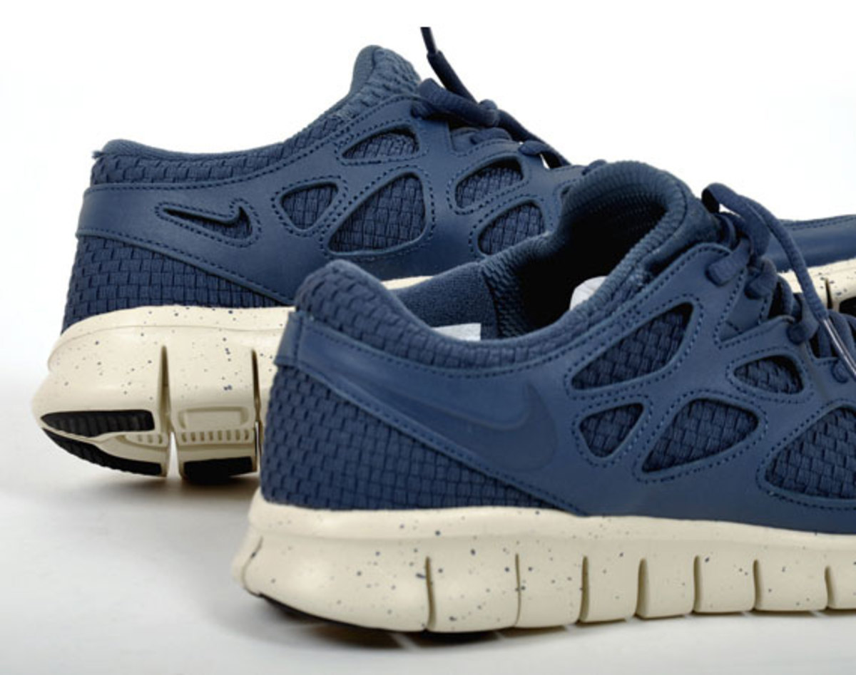 online shop good selling first look Nike Free Run+ 2 Woven Leather TZ Pack - Freshness Mag