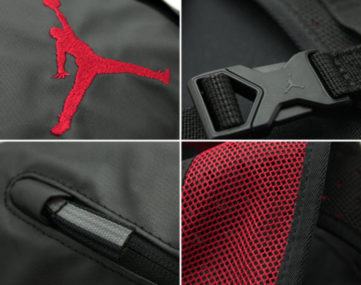 837143fb77304f It s well-known that the proof is in the details and there s no better  example of that than with this Commuter Roll Down Backpack from the Jordan  Brand