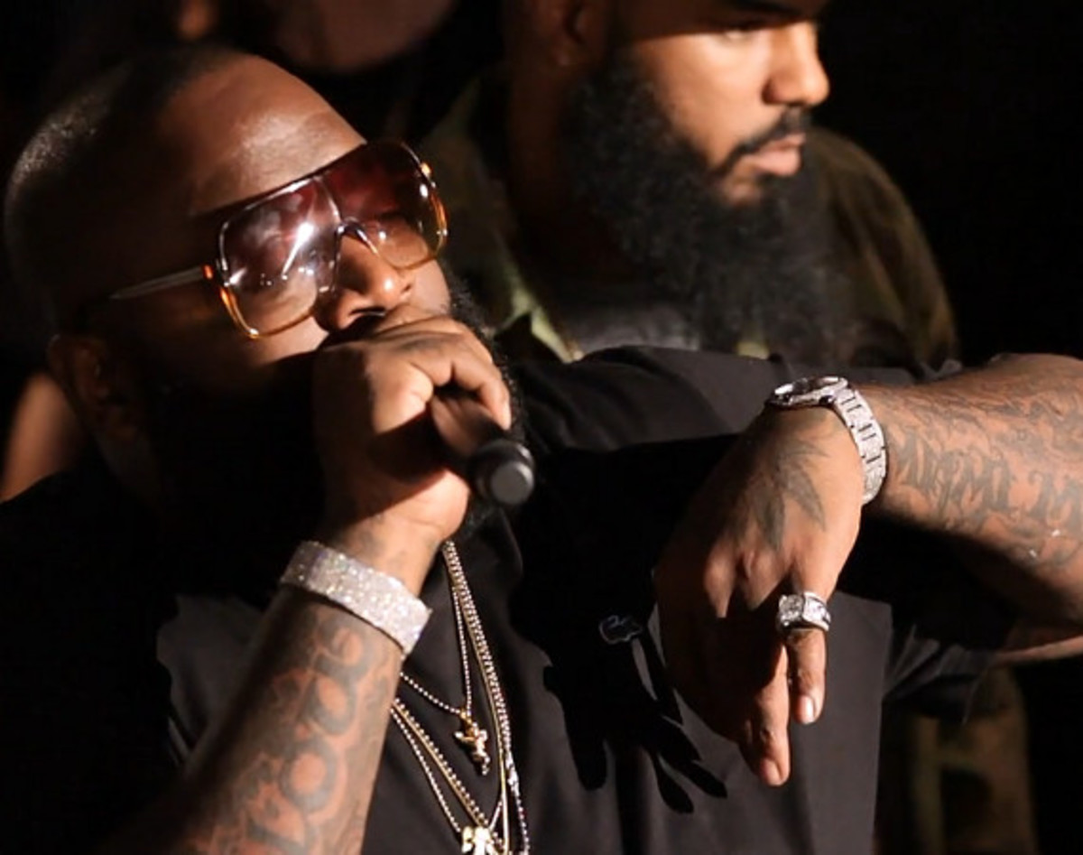 """alife sessions: maybach music group """"self made vol.2"""" 