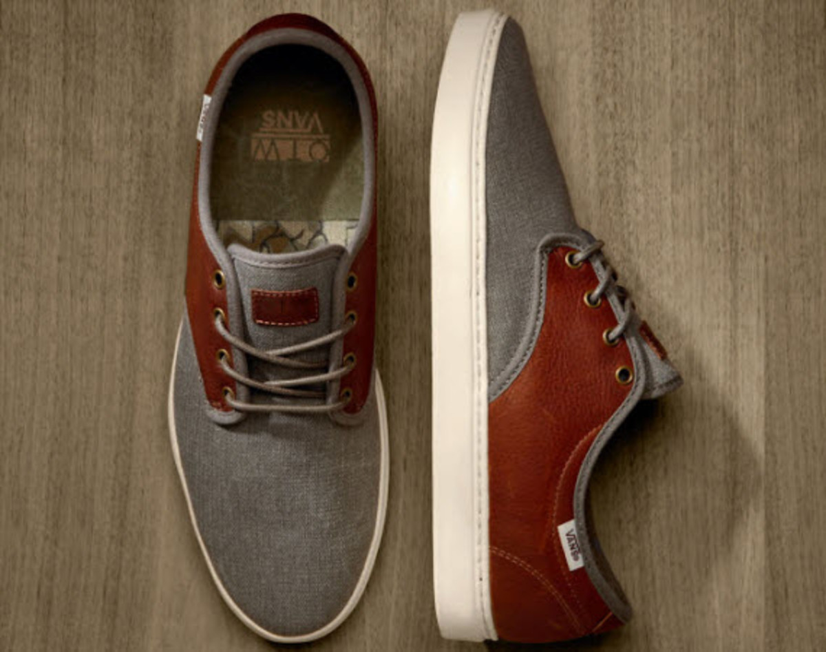 Vans  updates of the Ludlow from last season were an obvious hit 1712729b51