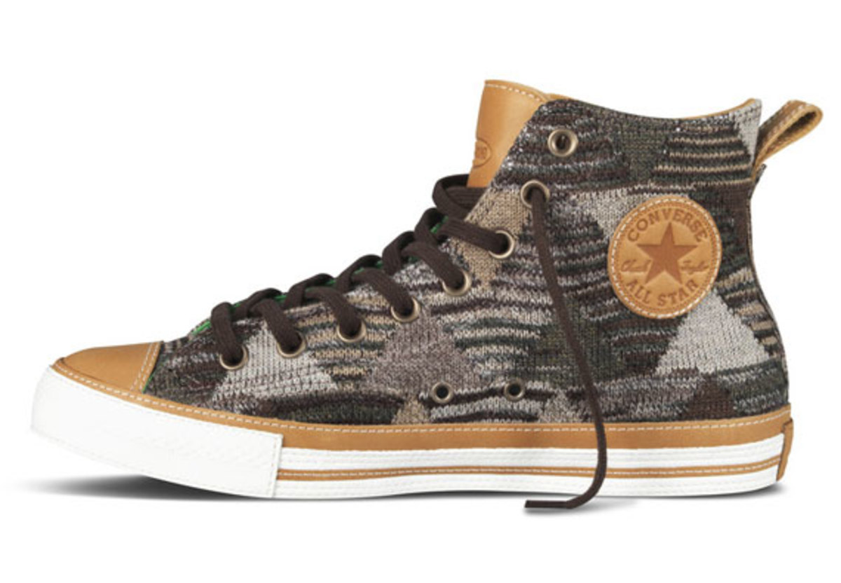 CONVERSE x MISSONI Holiday 2012 Collection - Freshness Mag 06bc085671c4