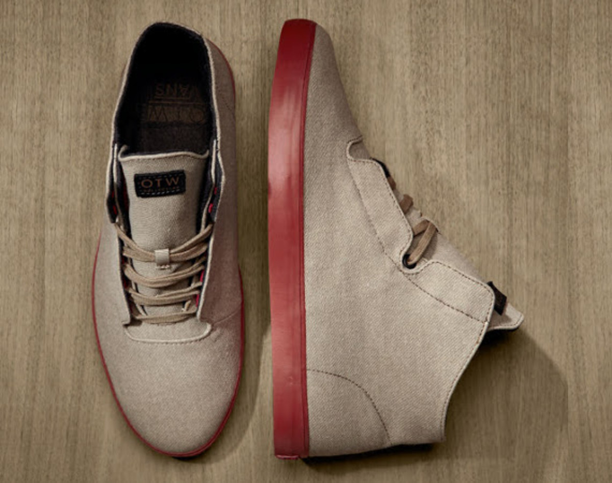 A quartet of Vans OTW Stovepipe styles is slated to drop as part of the  brand s Holiday 2012 collection 0cde4bb59d