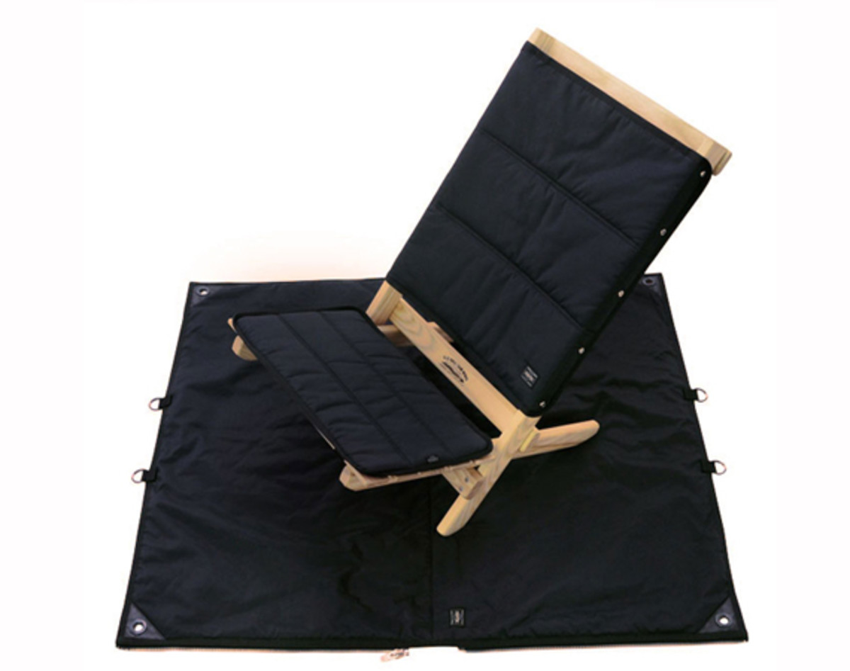 Porter Blue Ridge Chair Works Folding Chair Bag