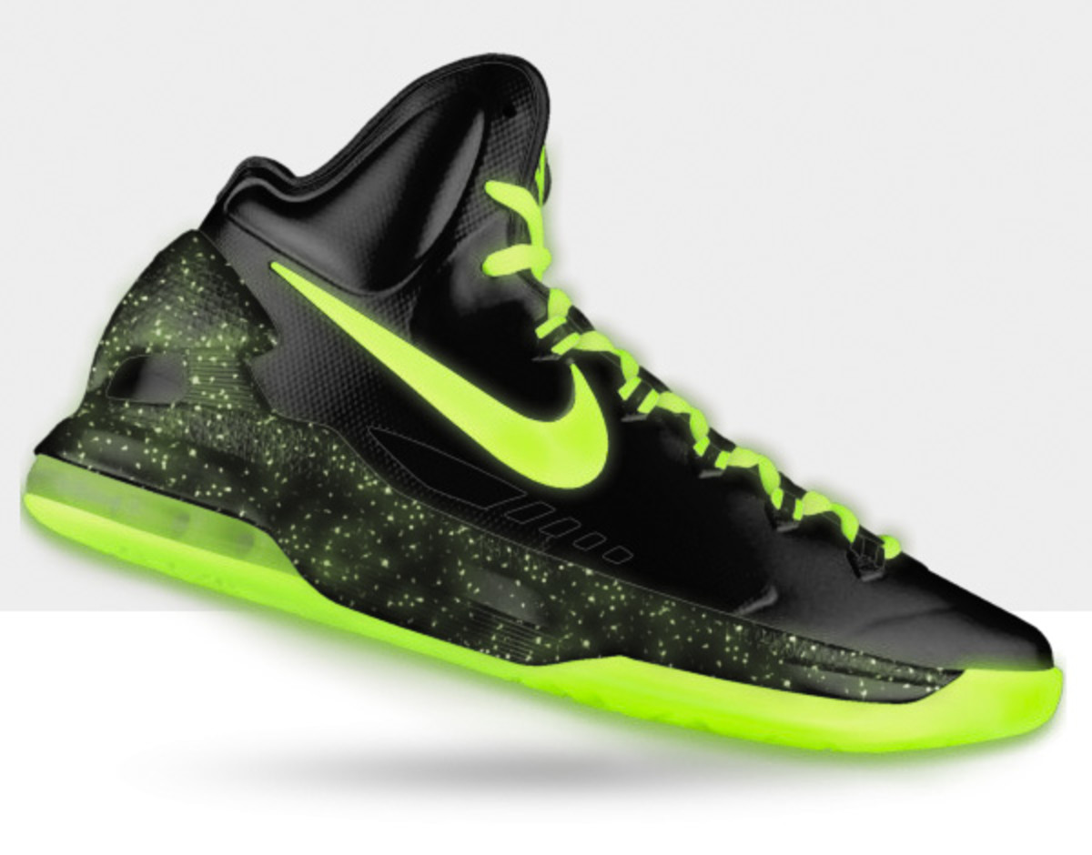 buy online fd3e5 a7db5 NIKEiD KD V iD   Available Now