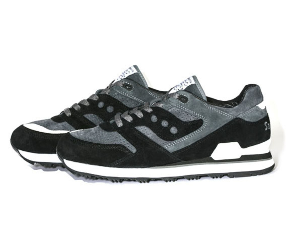 d40cafda78be White Mountaineering x Saucony Courageous - Spring Summer 2013 ...
