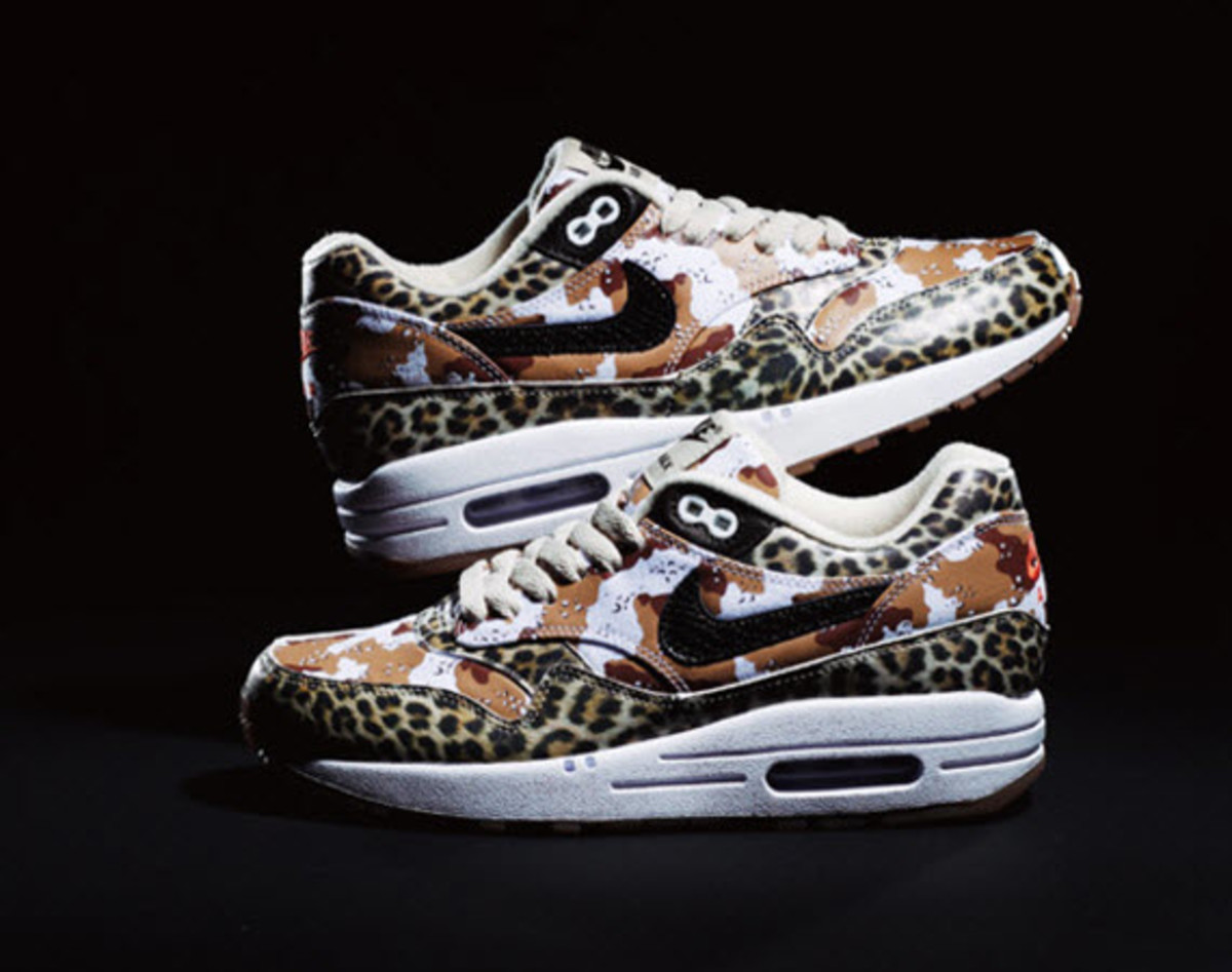 2771716a96 A leader in Japan's sneaker world, atmos has long been a key partner in the Nike  Air Max 1's success over the last 25 years.