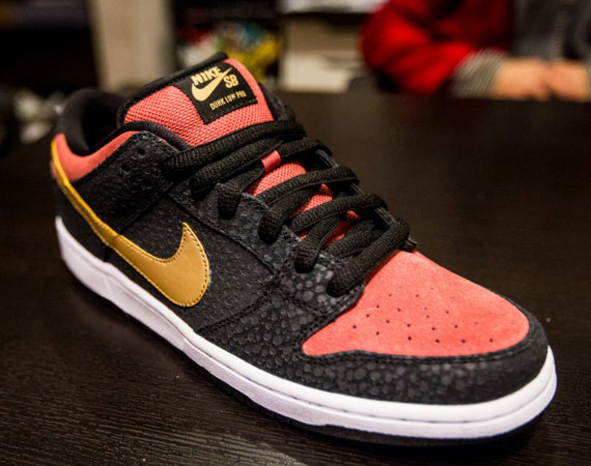 Brooklyn Projects  latest collaboration with Nike SB is inspired by the  Hollywood Walk of Fame 6d4276762