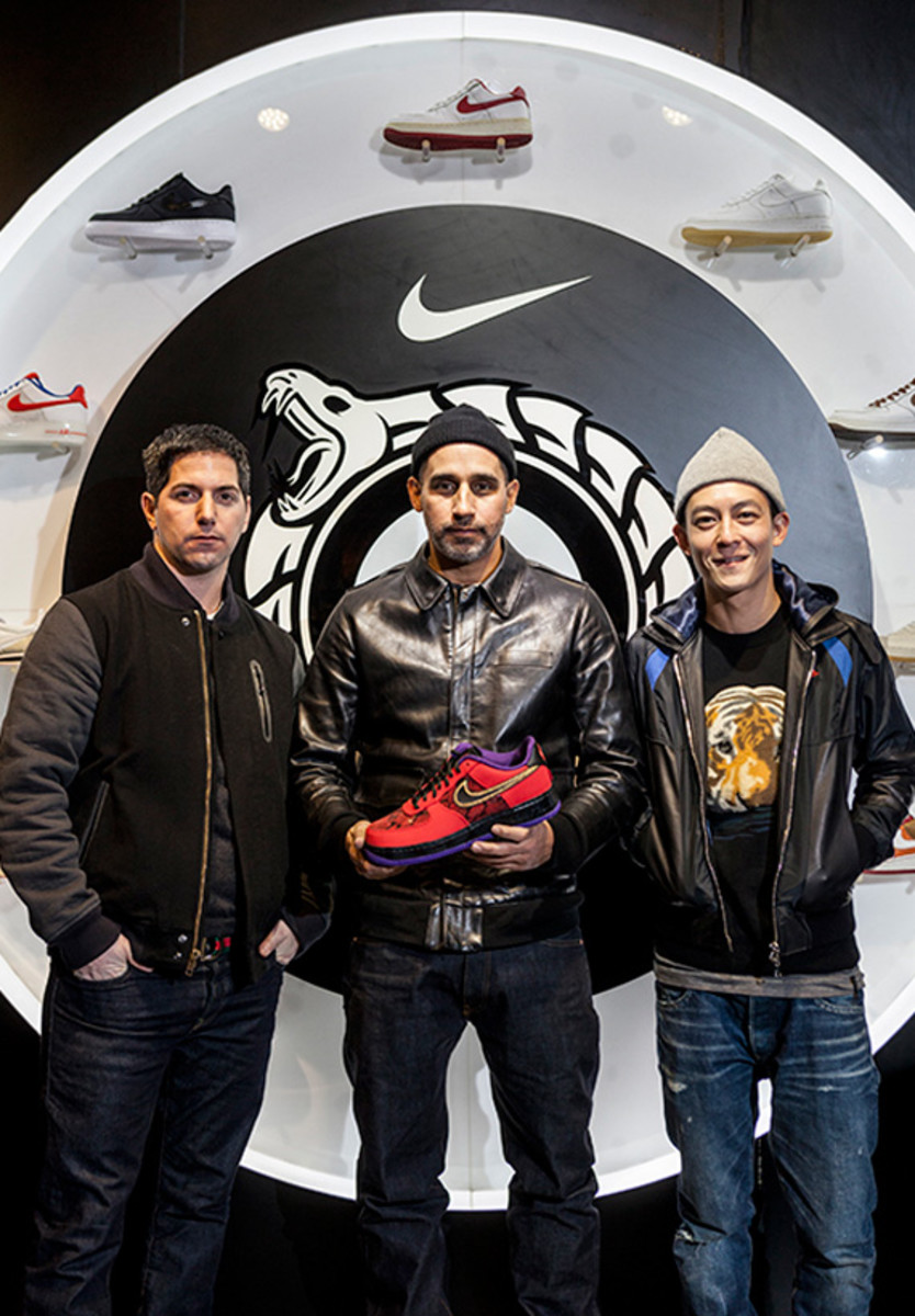 """Nike - 2013 """"Year of the Snake"""" Collection - Greater China Press Preview - 6"""