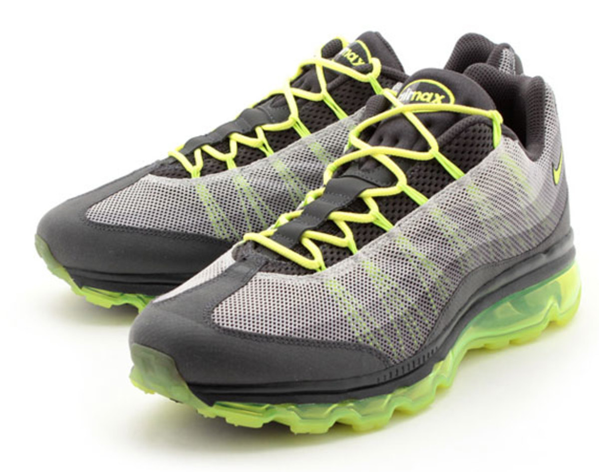 more photos 7c32d 5c3ee nike-air-max-95-dynamic-flywire-anthracite-volt-