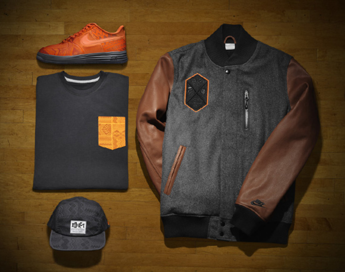 "Nike Sportswear - ""BHM Black History Month 2013"" Apparel Collection - 0"