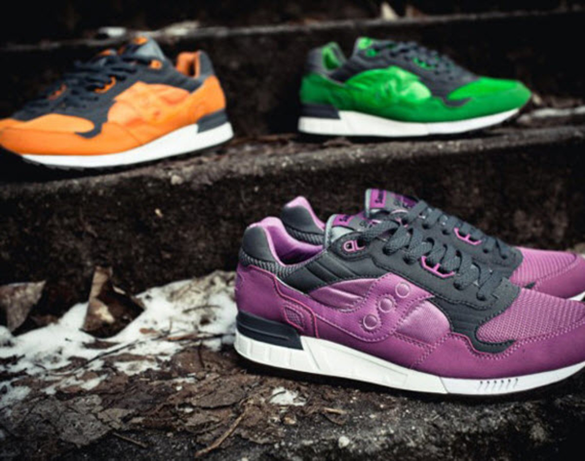 reputable site 42967 af6ac Solebox x Saucony Shadow 5000 -
