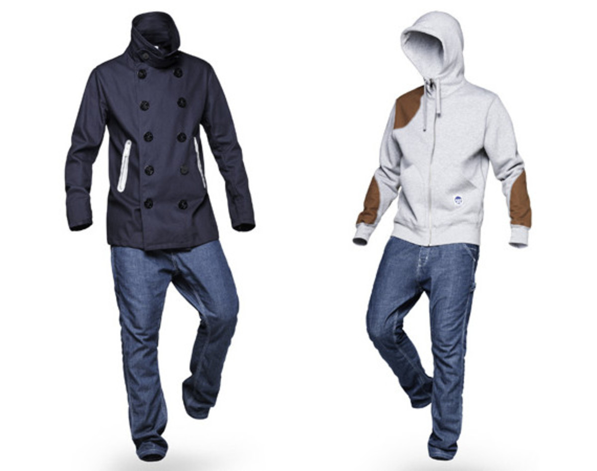 3977b4304c G-Star RAW by Marc Newson Spring Summer 2013 Collection