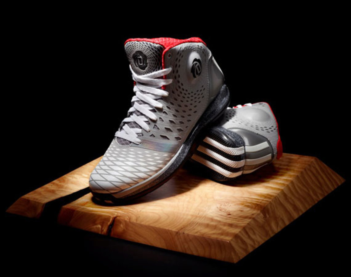 6a50a31a7bc adidas and Derrick Rose Launch the D Rose 3.5 - Freshness Mag