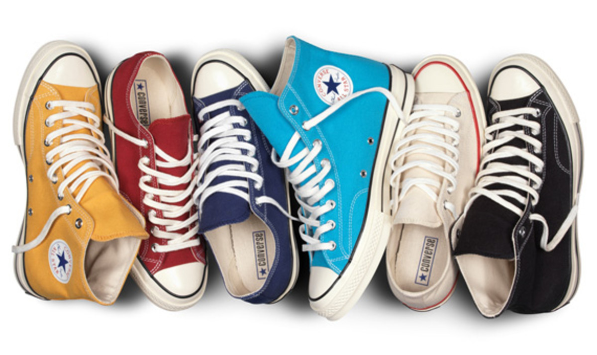 958e14a5dc0e CONVERSE First String Standards - 1970s Chuck Taylor All Star ...