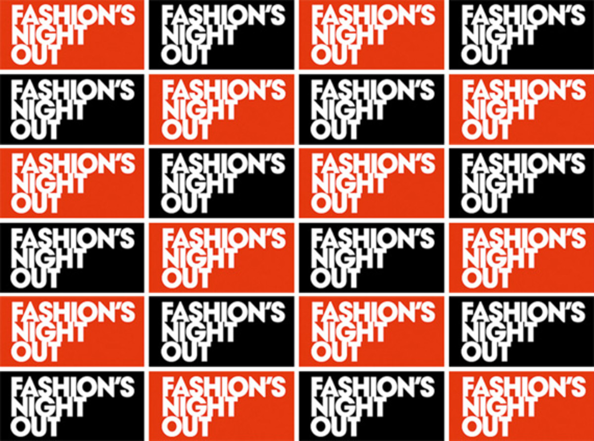 Fashion's Night Out To Be On Hiatus In The U.S. - 1
