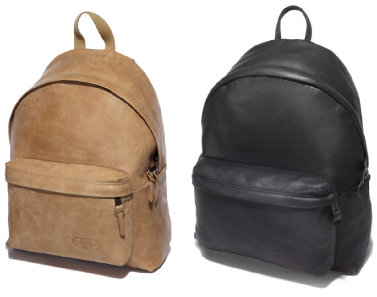 Eastpak Authentic - Leather Collection Backpacks - Freshness Mag