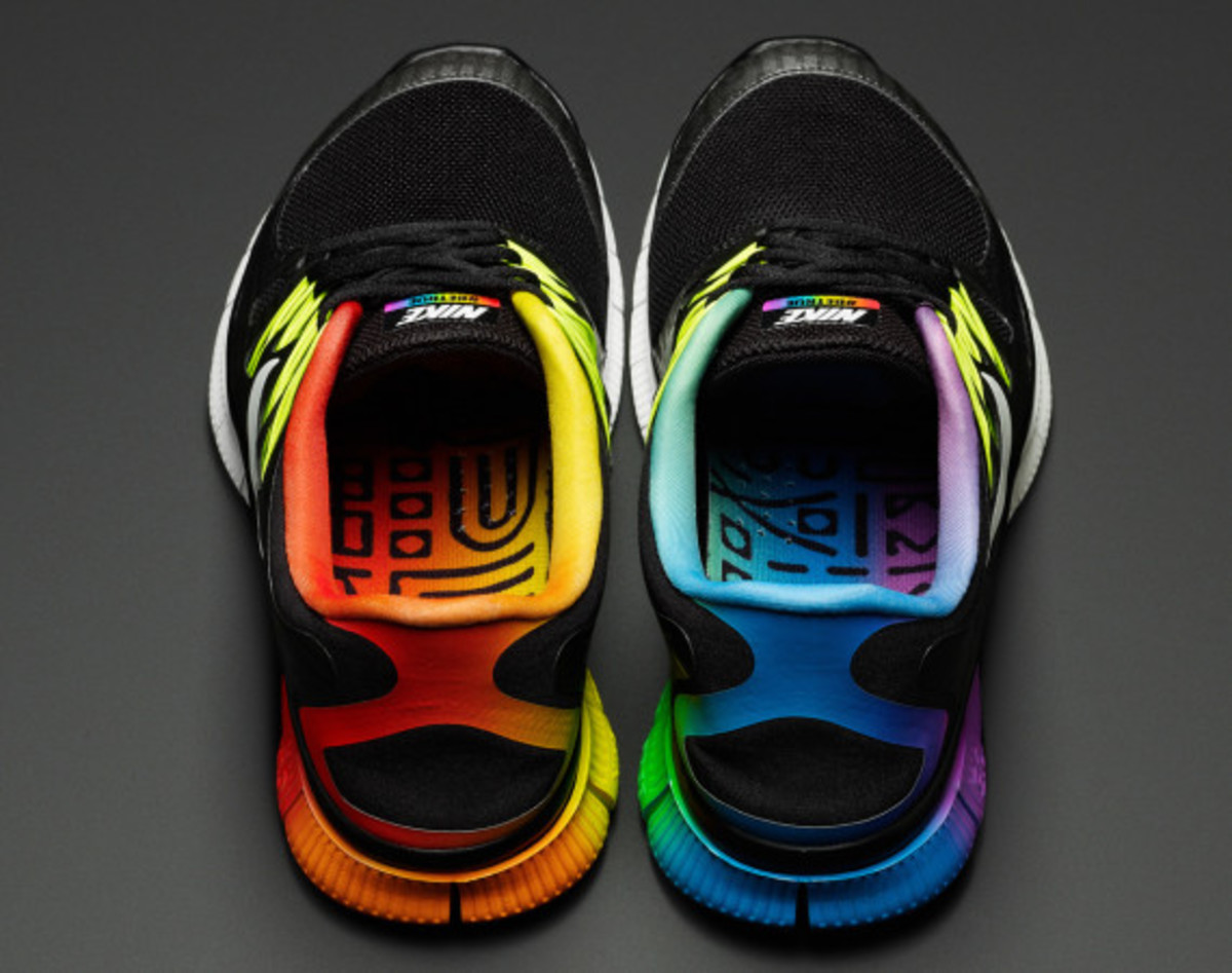 b28eeb96c8582 Nike Free Run 5.0 EXT SP  BETRUE - A Celebration of the Universality ...