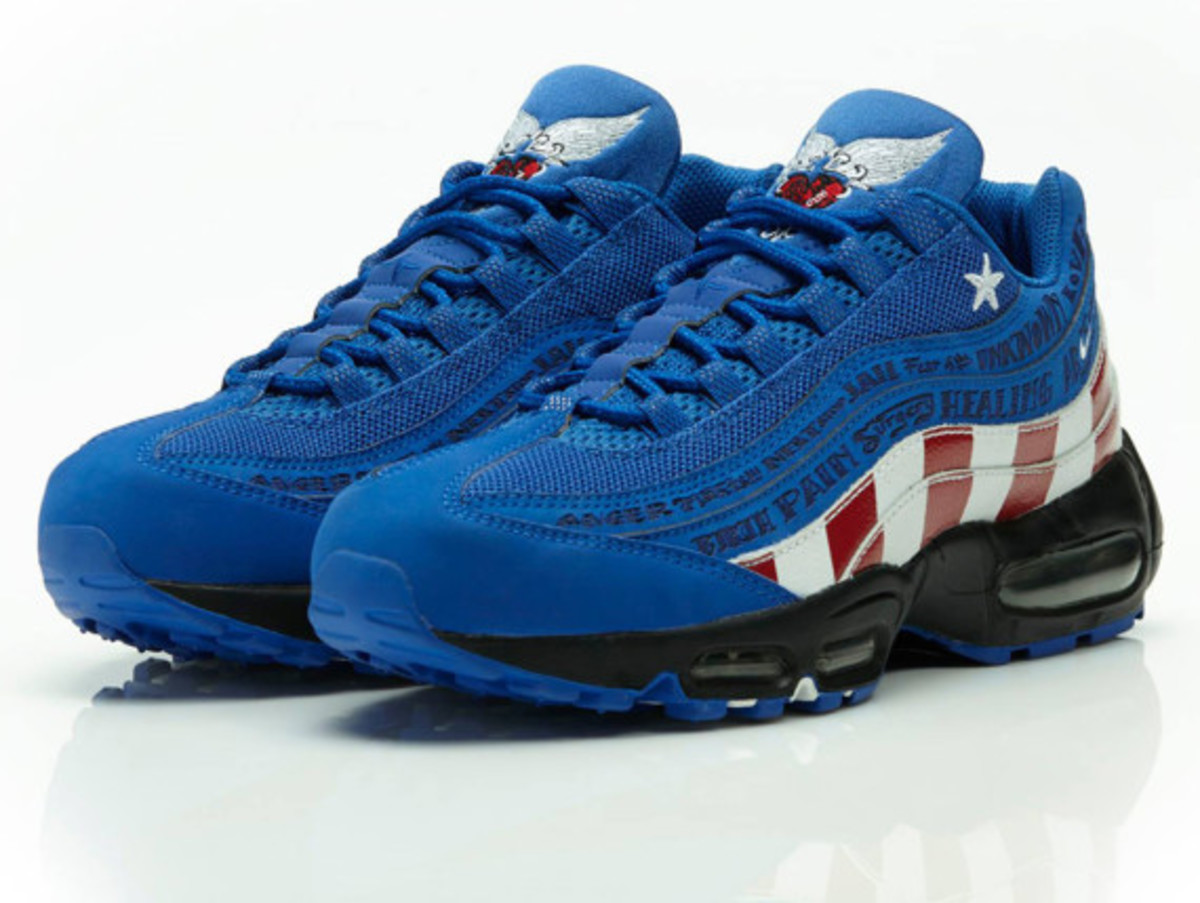 Nike Doernbecher 2007 Retro - Air Max 95 by Mike Armstrong