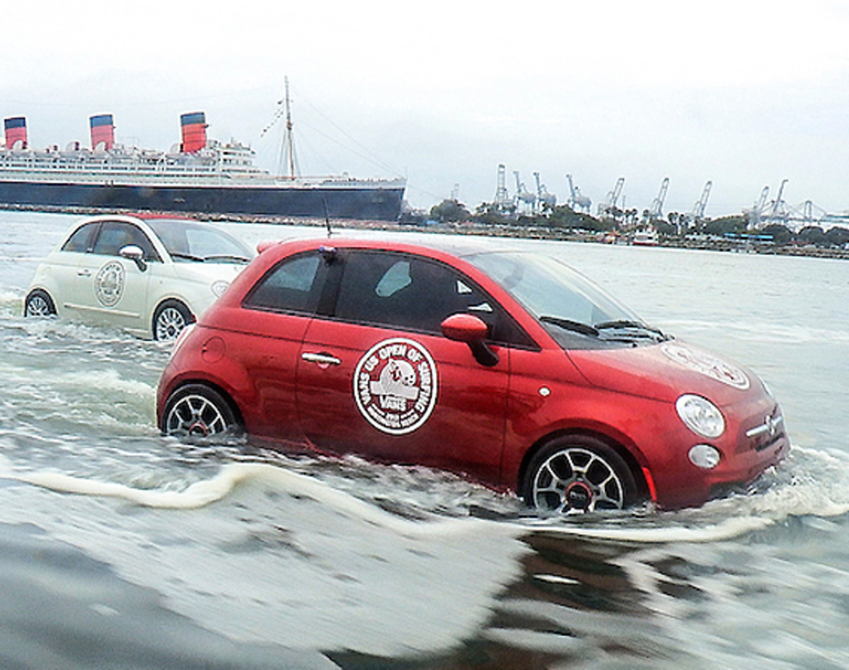 Fiat 500 For Sale >> Fiat 500 Personal Watercraft - Freshness Mag
