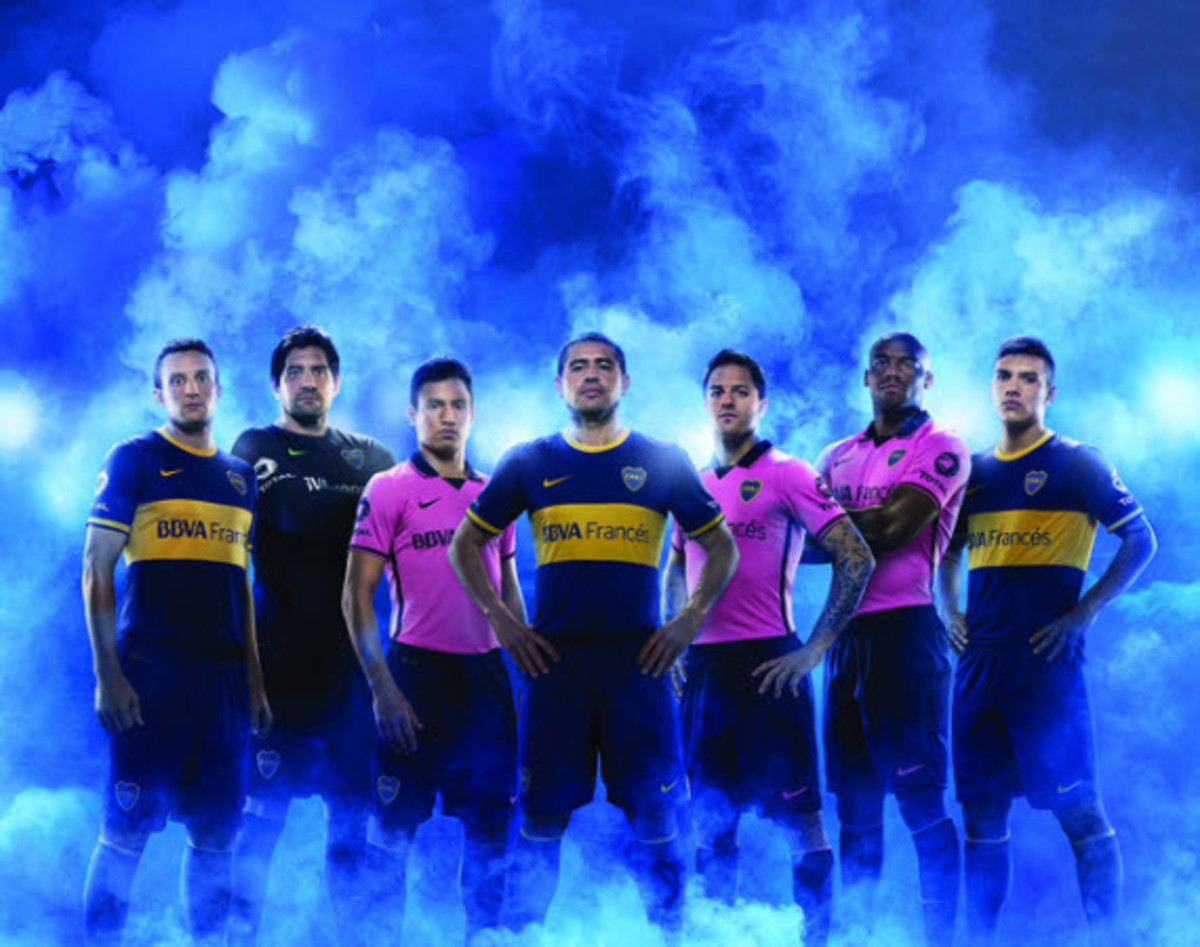 Following the unveiling of their kit for one of the top team s in Mexico s  Liga MX 0a1bd0360