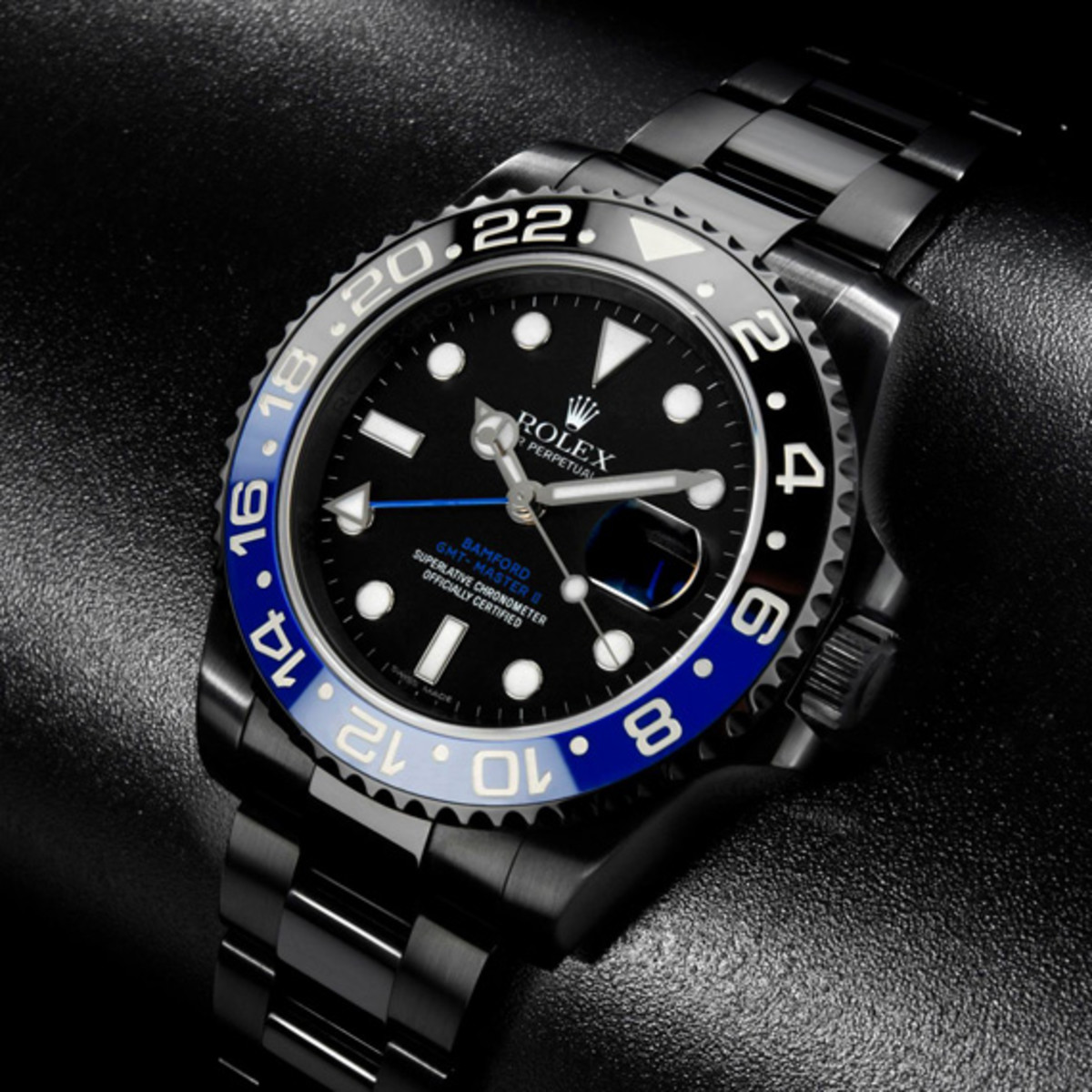 Bamford Watch Department Rolex Gmt Master Ii Dual Colour