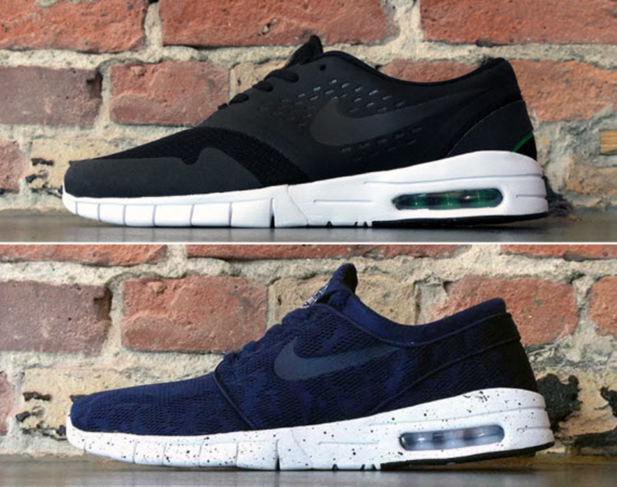 Including the always-popular Stefan Janoski and the Eric Koston  silhouettes, Nike ...