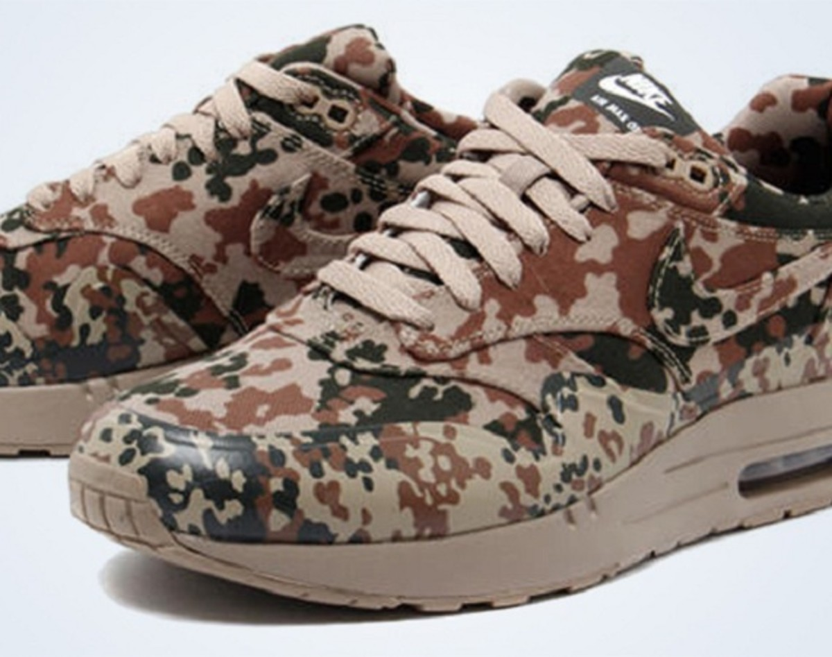 hot sale online 120b6 18a90 Nike Air Max 1 Sp German Camo
