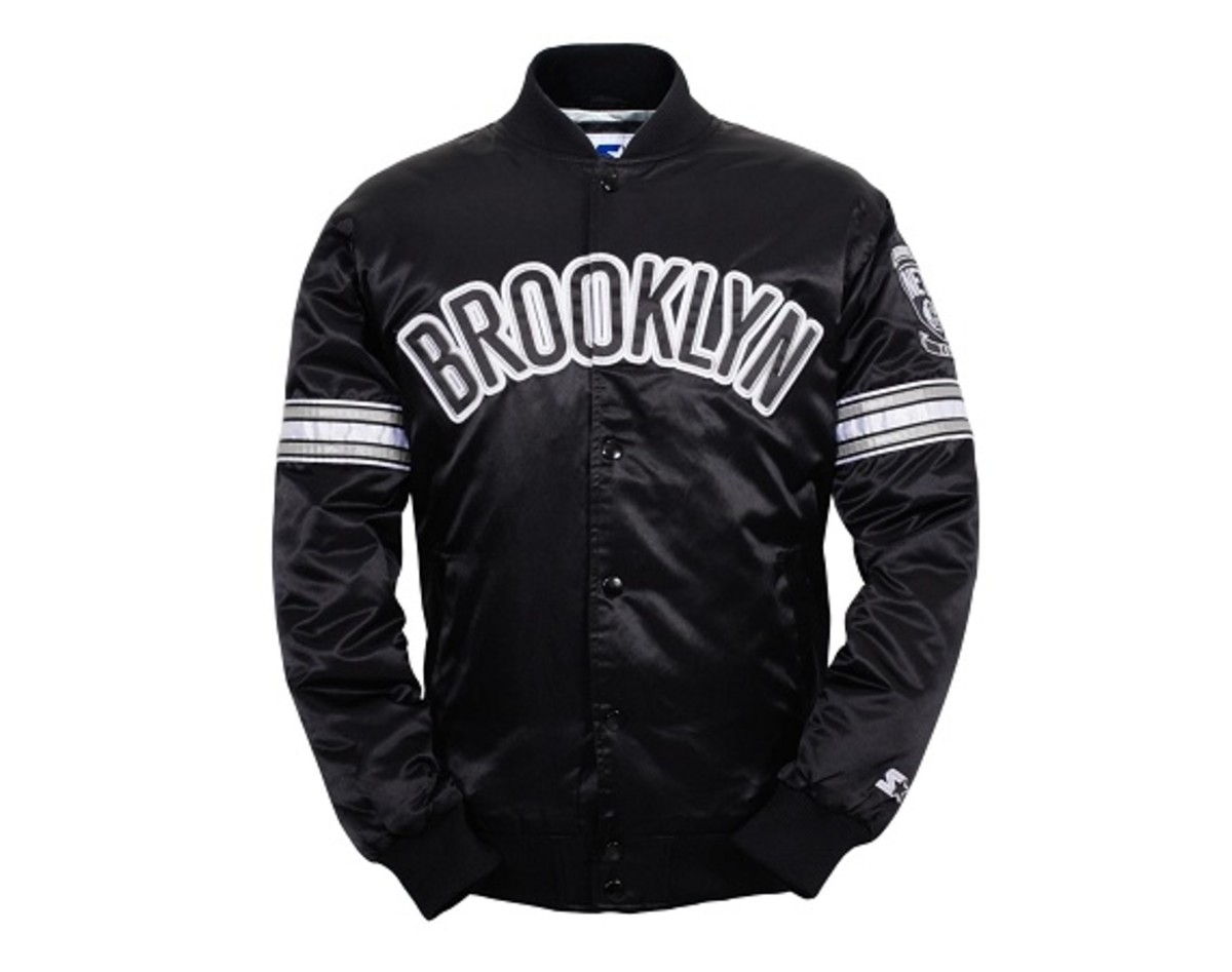 596c0a392 There are very few things from your childhood that you aren t ashamed to  have worn. One of those things are those famous team-affiliated Starter  Jackets