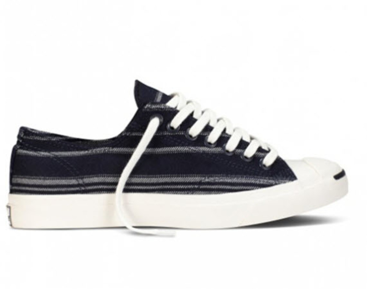 518a74cc076d CONVERSE First String Chuck Taylor All Star Hi + Jack Purcell OX ...