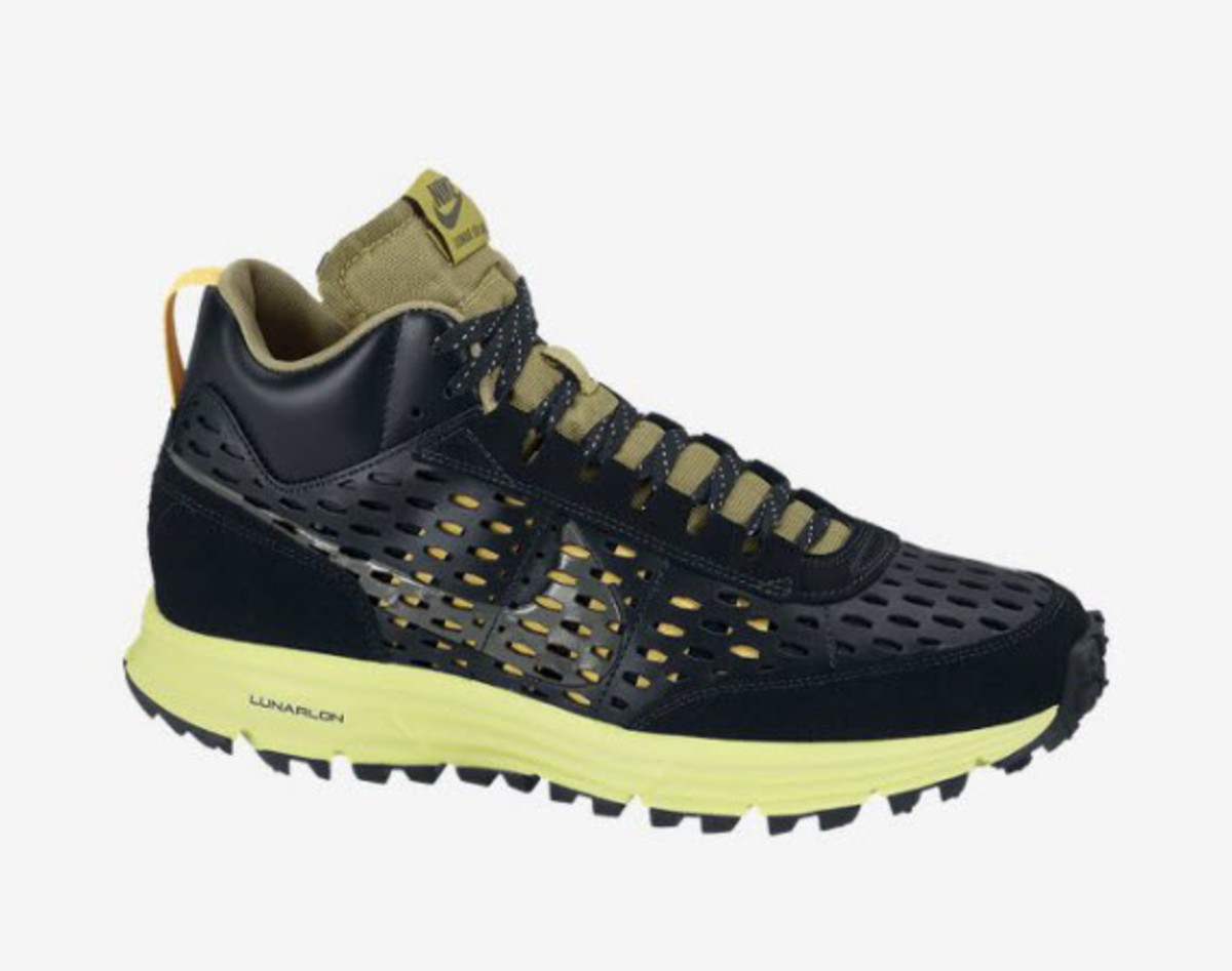 sports shoes 391b4 d980a Part off-road ready boot, part runner, the Nike Lunar LDV Boot is just the  latest silhouette to earn the brand s ultra-cush and supportive Lunarlon  sole.