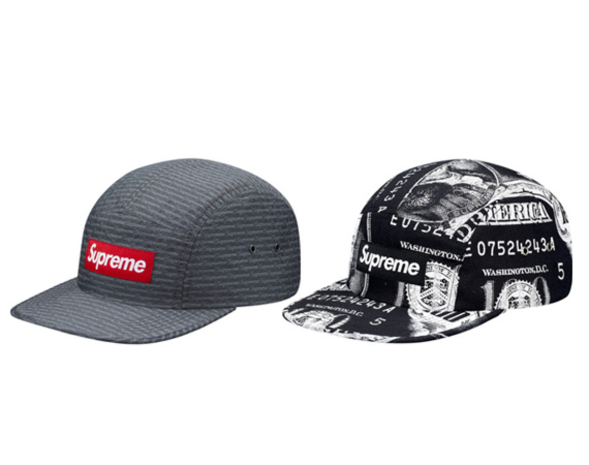 Supreme - Franklin   Repeater Camp Caps  20d9c65e621