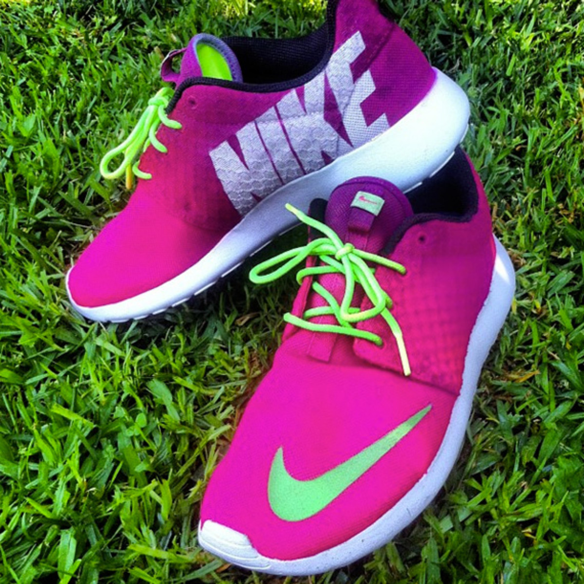 nike roshe run mambacurial customs by expression airbrush freshness mag. Black Bedroom Furniture Sets. Home Design Ideas