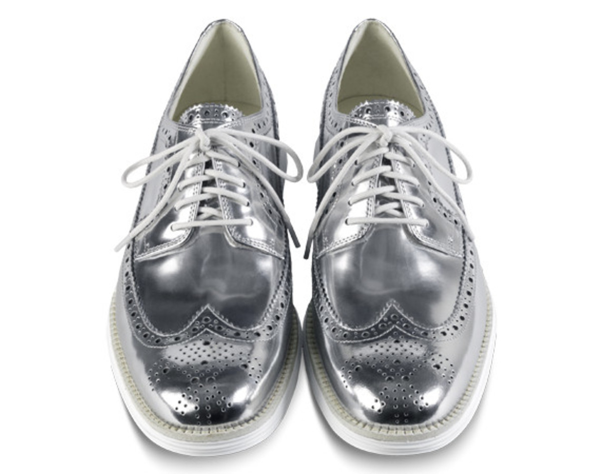 """Cole Haan - LunarGrand """"Silvergrand Sweepstakes"""""""