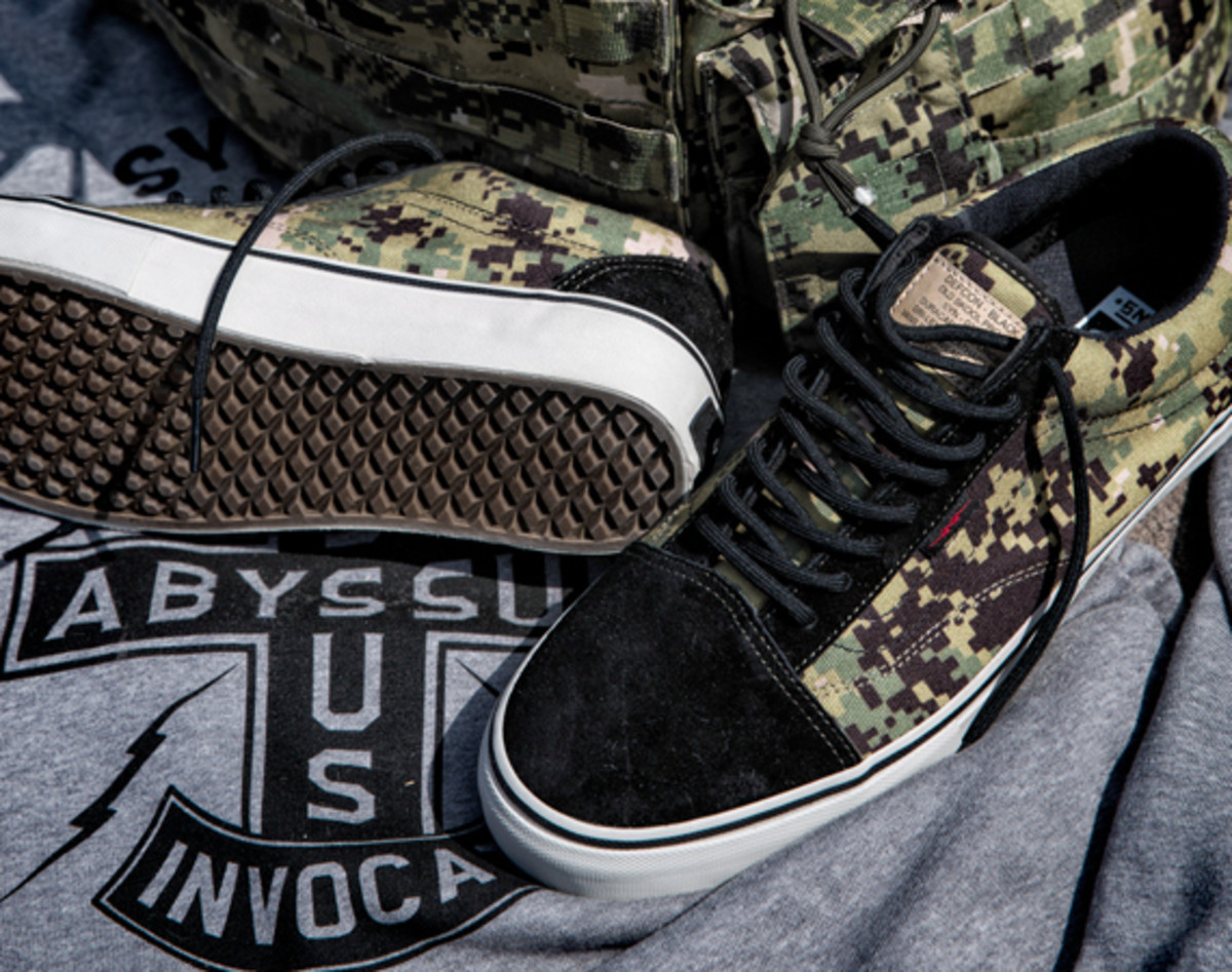 d3b56822ef DEFCON x Vans Syndicate Collection - Freshness Mag