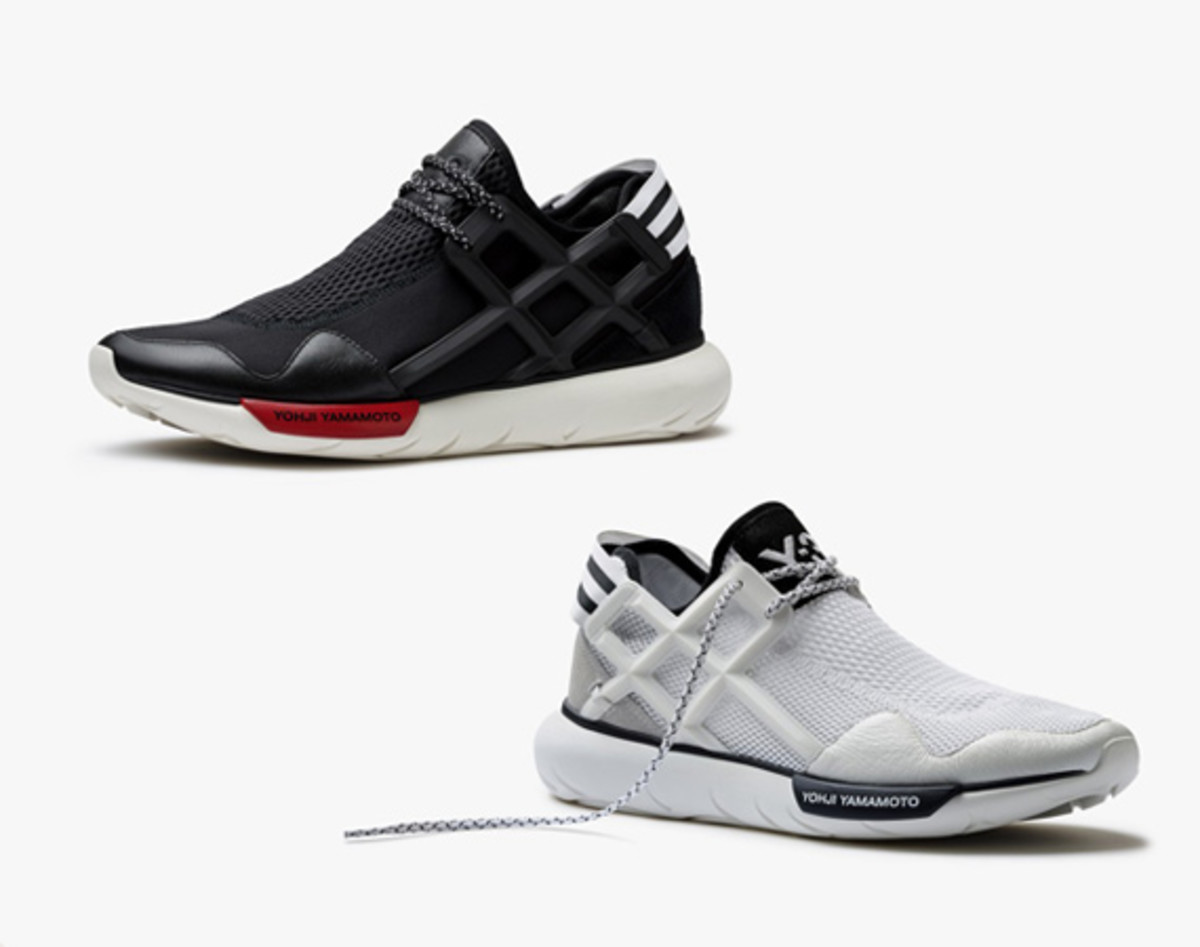 Arguably the most popular sneaker in the adidas Y-3 collection 7f06d61656ad