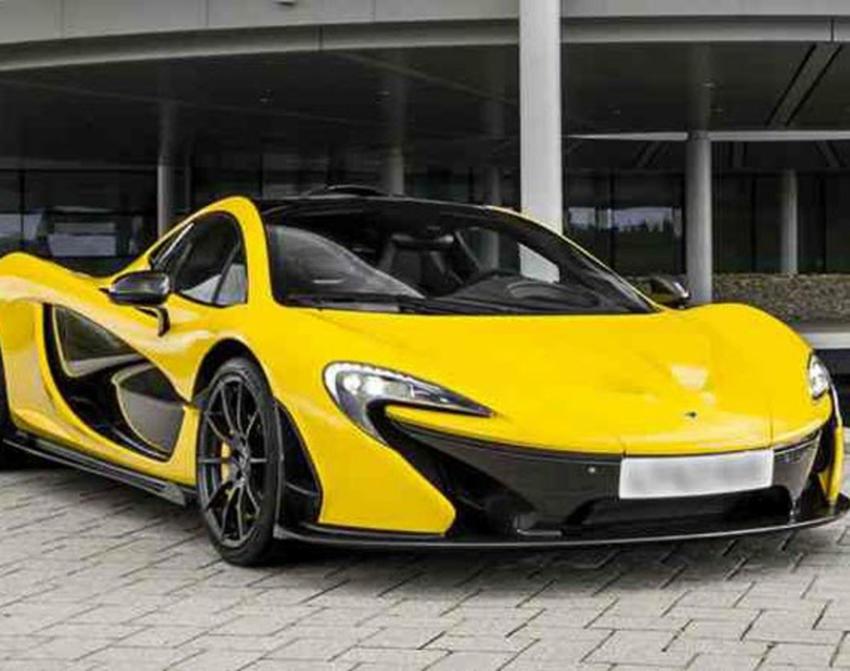 McLaren P1 - 0 to 62 mph in 2.8 Seconds