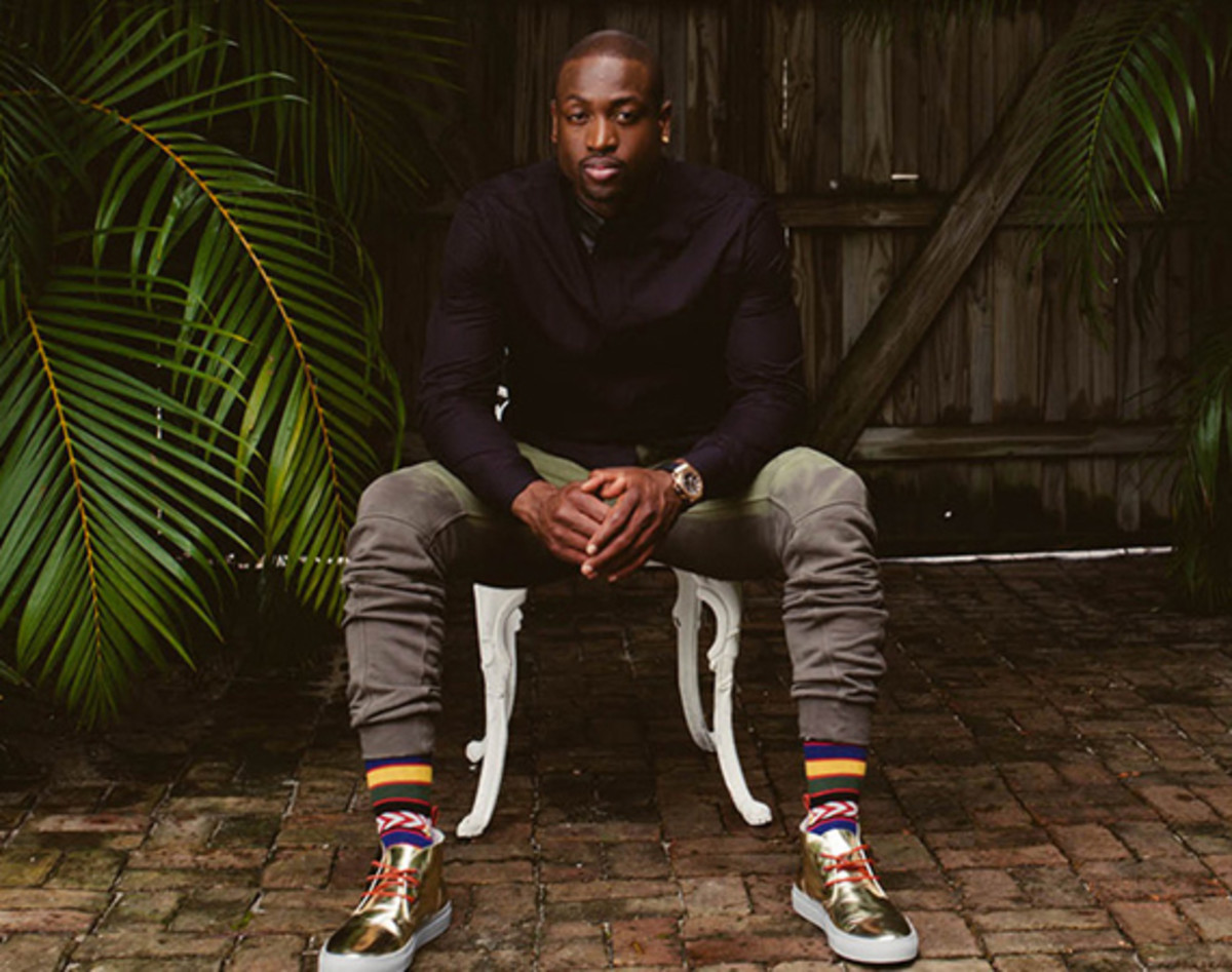 Dwyane Wade x Stance Socks - The Wade Collection