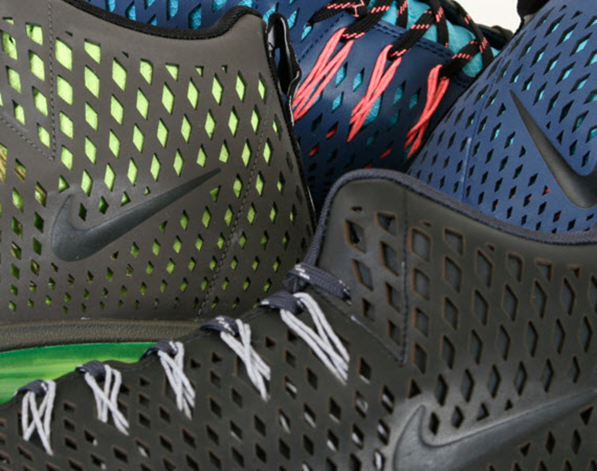 official photos e7e71 9ed0c A mix between an athletic cross trainer and a sneaker, the new Nike Air Max  Graviton is in a class all its own. Even without its flashy colorway  options, ...