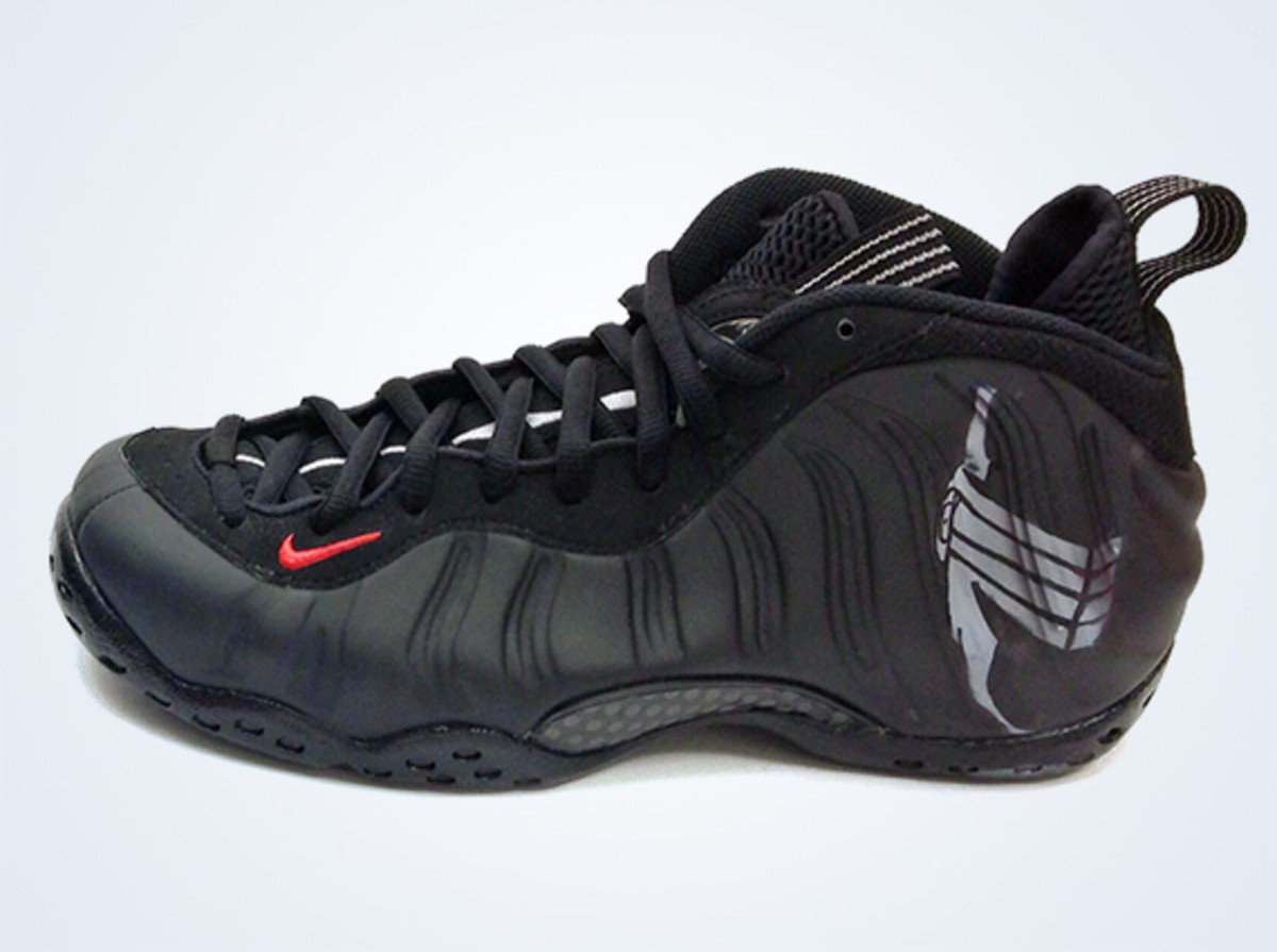 Nike Air Foamposite One Cracked Lava Size 10.314996014 ...