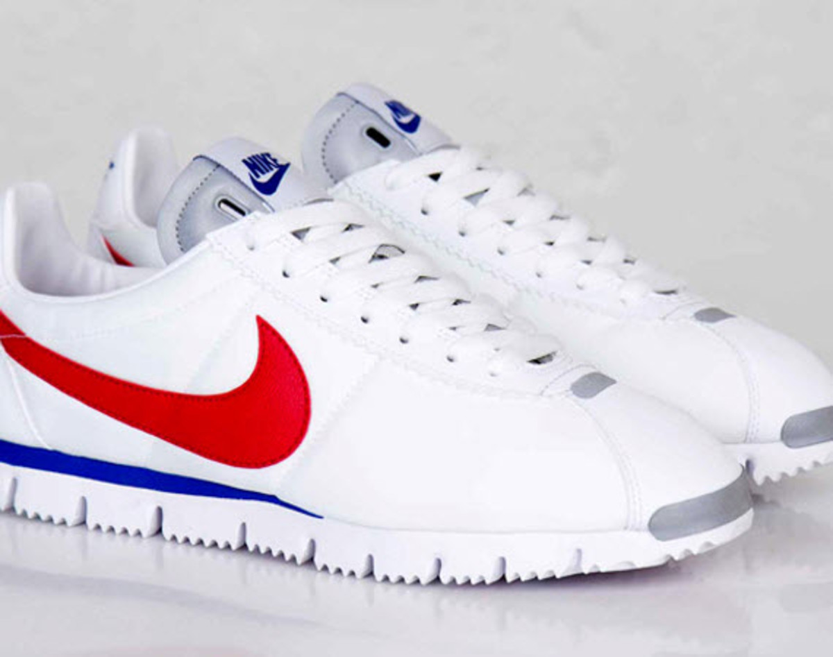 The Nike Cortez has seen an uptick in popularity recently, fed by Nike  Sportswear delivering the retro runner with a few modern additions like  Free soles ...