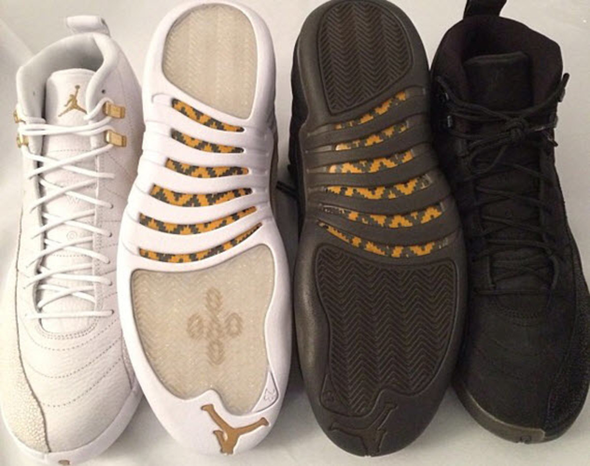 newest 9be13 11170 It looks likes Drizzy Drake is continuing to get some exclusive heat from  the Jordan Brand. After giving us a sneak peak of his Air Jordan 10's on  his ...