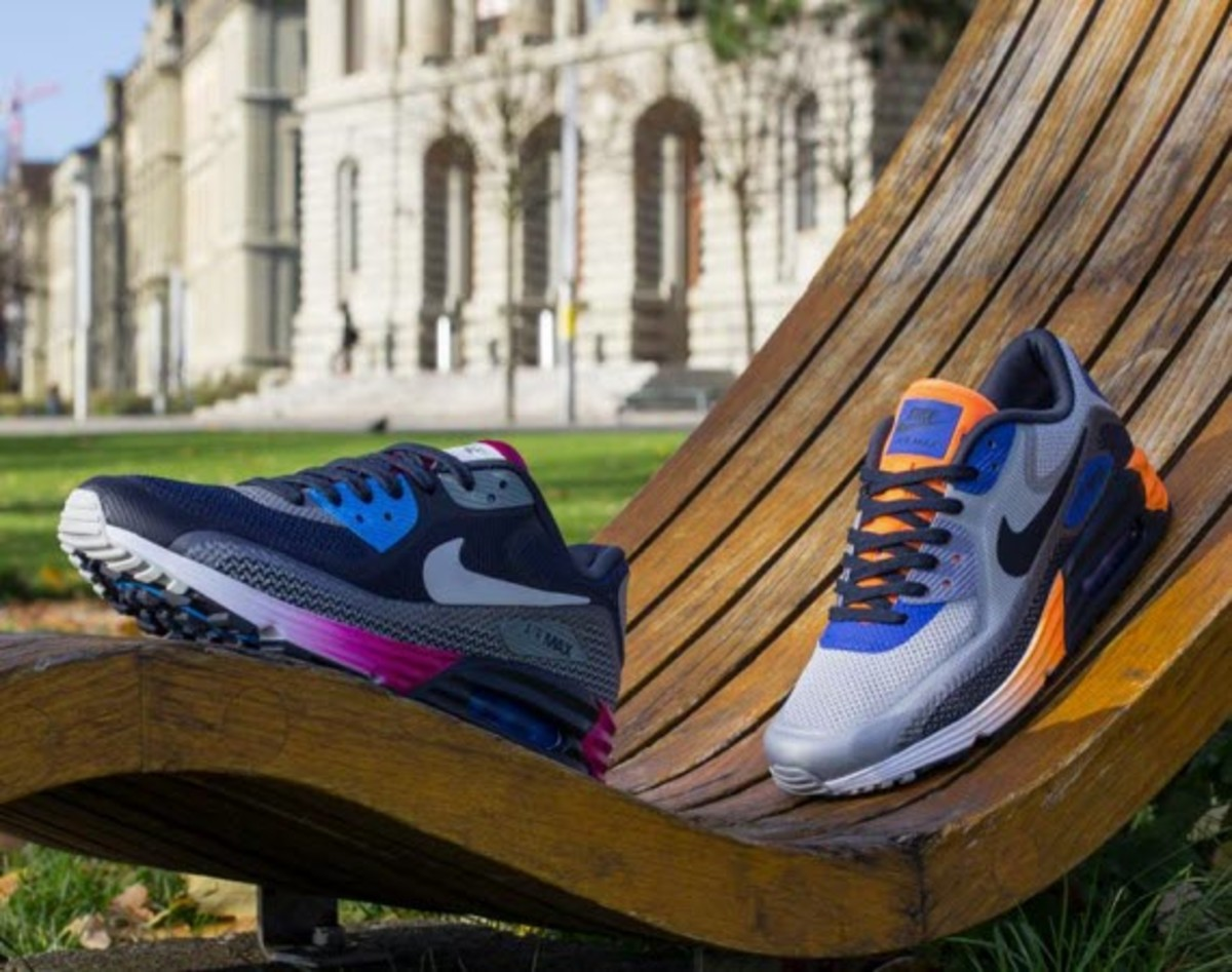 Nike Air Max Lunar90 CMFT - Spring 2014 Colors