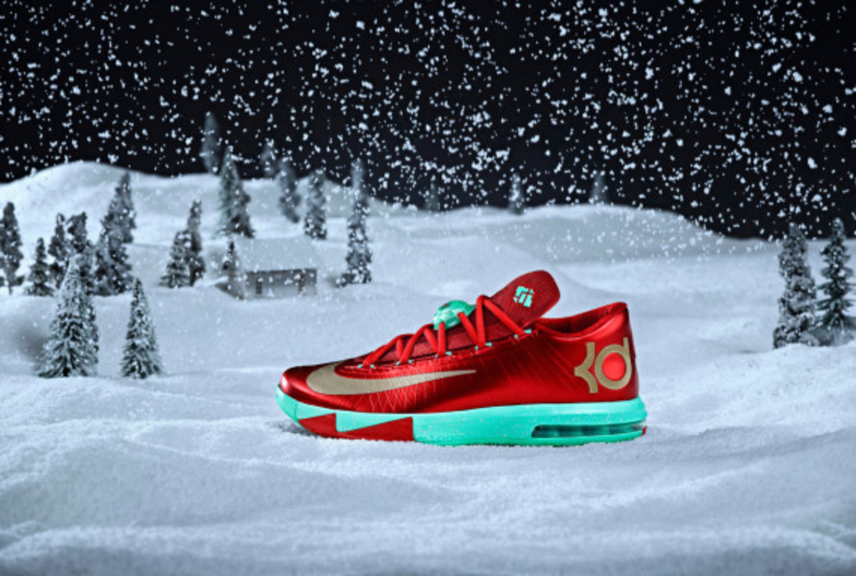 Nike KD 6 - Christmas   Officially Unveiled - Freshness Mag